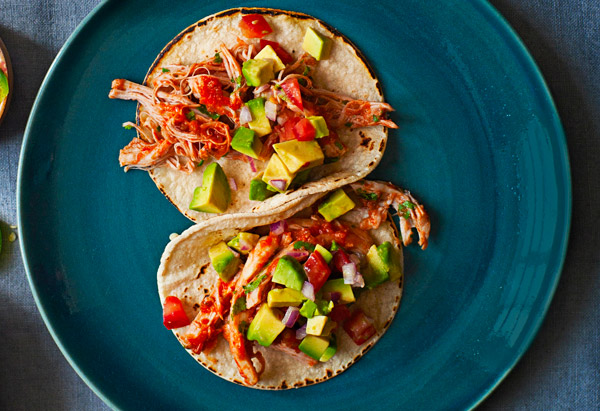 chicken tacos shredded chicken tacos basic chicken tacos chicken tacos ...