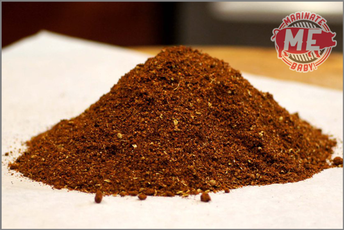 fire flavor coffee rub meat seasoning beef pork ribs steak fis coffee ...