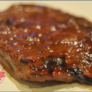 Bourbon & Brown Sugar Marinated Steak
