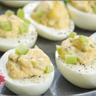 Easter Recipe Roundup:  Deviled Eggs